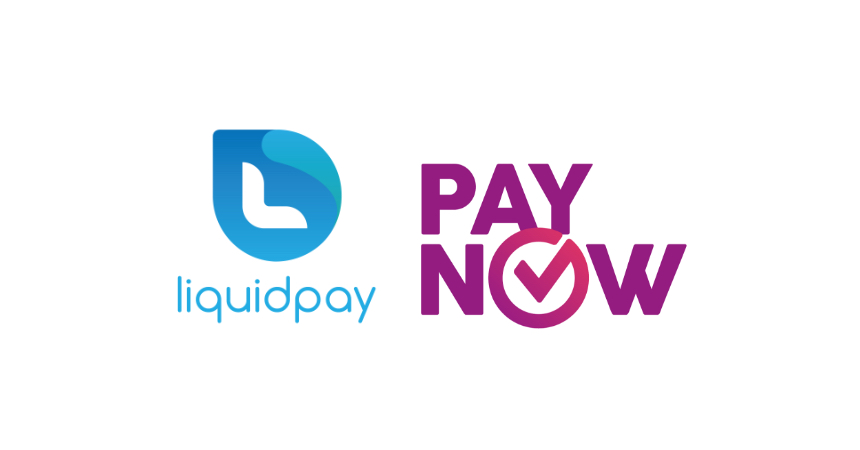 LiquidPay offers PayNow services