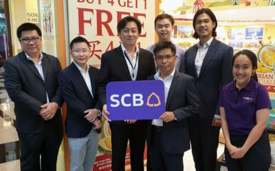 Siam Commercial Bank partners with Liquid Group to enable cross-border QR payments between Singapore and Thailand