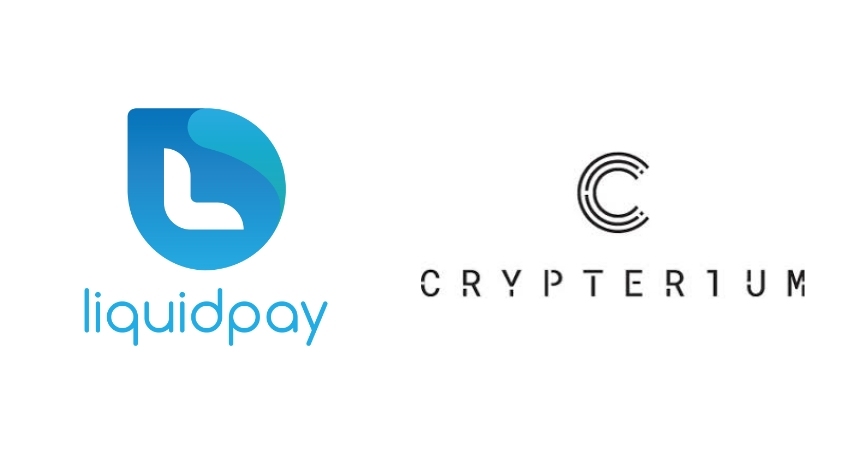 Crypterium partners with Liquid Pay to pilot instant crypto-to-fiat QR payments in Singapore